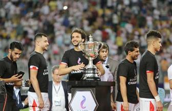 محمود علاء: القادم أفضل.. وأشكر الإدارة والجماهير على الدعم والمساندة