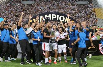 أحمد عبدالرءوف: الكأس لن تكون البطولة الأخيرة