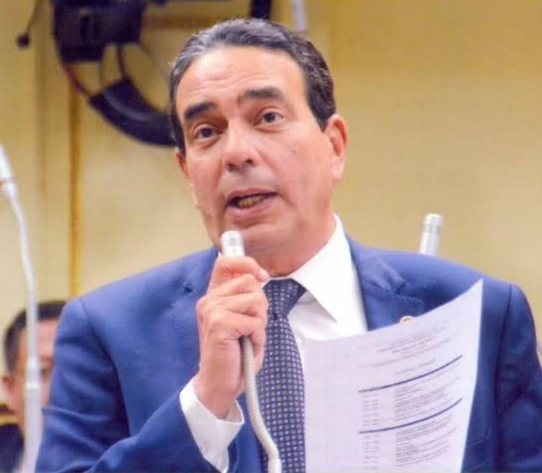 دكتور ايمن ابو العلا وكيل لجنة الصحة بمجلس النواب