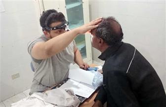 """الكشف على 2300 مواطن في قافلة طبية إلى """"منشية ناصر"""" بكفور الغاب في دمياط"""