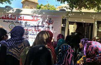 """محافظ قنا: 5 آلاف و975 منتفعة خلال اليوم الرابع لحملة """"حقك تنظمي"""""""