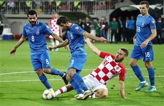تعادل كرواتيا مع أذربيجان في تصفيات يورو 2020