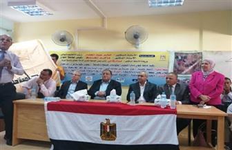 رئيس جامعة حلوان: إعلاء قيمة البشر والحجر في افتتاح مبادرة تطويرعشوائيات عرب راشد