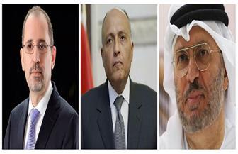 سامح شكرى يستقبل وزيرى خارجية الأردن والإمارات غدا