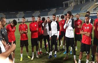 عضو اتحاد الكرة يؤازر المنتخب الأولمبي قبل مواجهة السعودية الثانية
