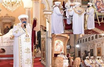 احتفالات الكنيسة الأرثوذكسية بالعام الجديد.. البابا تواضروس يصلي قداس رأس السنة | صور