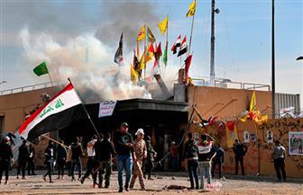 الحشد الشعبي بالعراق يدعو أنصاره إلى الانسحاب من محيط السفارة الأمريكية
