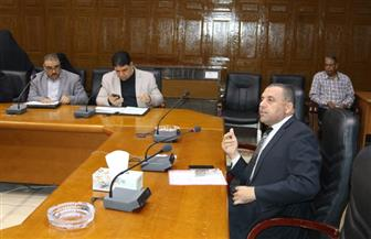 سكرتير عام محافظة شمال سيناء يشدد على سرعة الانتهاء من مشروعات الخطة الاستثمارية | صور