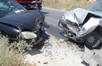 مصرع مواطن وإصابة نجله في حادث تصادم بالبحيرة