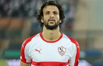 إصابة محمود علاء بالتواء في الركبة.. وفحوصات طبية للوقوف على حجم الإصابة