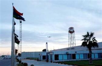 إذاعة فرنسية: هبوط 4 طائرات تركية تحمل مقاتلين مرتزقة سوريين في مطار معيتيقة الليبي