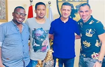 أحمد عيد عبدالملك مديرا للكرة بنادي النجوم
