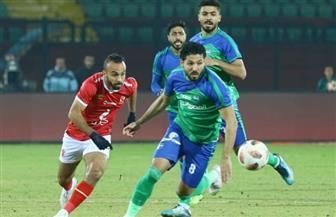 الأهلي يستعيد صدارة الدوري بثنائية في المقاصة ويحقق الفوز التاسع