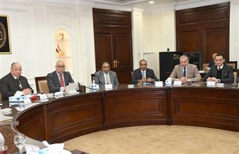 وزير الإسكان ومحافظ القاهرة يتابعان مشروع تطوير منطقة هضبة الحرفيين بمنشأة ناصر