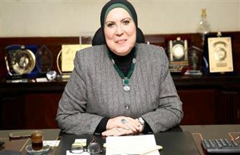 وزيرة التجارة والصناعة تكشف إجراءات التوريد والتصدير
