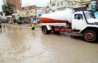 لليوم الثالث.. الأمطار توقف عمليات الصيد في كفرالشيخ | صور
