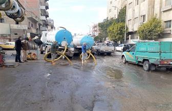 لليوم الثاني.. الغربية تتعرض لأمطار غزيرة | صور