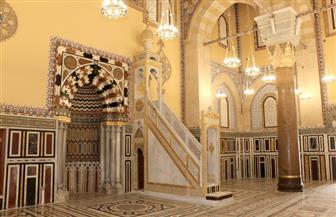 تطوير مسجد «قصر عابدين» بتكلفة 16 مليون جنيه | صور