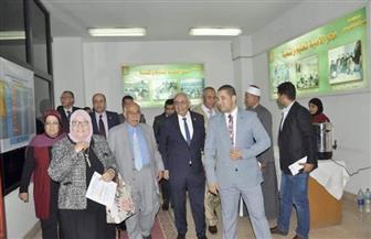 «التعليم» تشارك في احتفالية «اليوم العربي لمحو الأمية»   صور