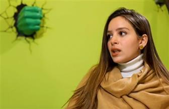 جميلة عوض: «بنات ثانوي» تجربة مختلفة | فيديو