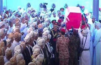 """""""عمان"""" تشيع جنازة السلطان قابوس بن سعيد"""