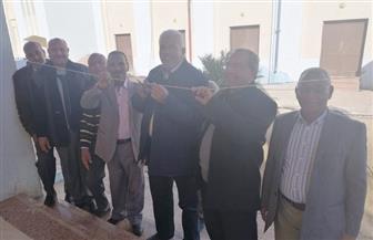 افتتاح مقر جديد لنقابة الزراعيين لشلاتين.. وخليفة: التوسع في الخدمات أولوية