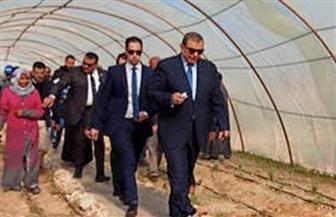 وزير القوى العاملة يفتتح مركز التدريب المهني بالرضوانية في الأقصر
