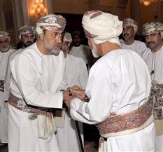 تعرف على سلطان عمان الجديد هيثم بن طارق آل سعيد| صور