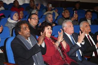 وزيرة الثقافة ومحافظ جنوب سيناء يشهدان احتفالية عيد الميلاد بشرم الشيخ |صور