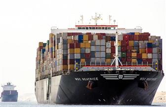 قناة السويس تسجل رقما قياسيا بمرور 72 سفينة.. وإيراد يومي 19.2 مليون دولار