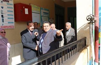 محافظ كفرالشيخ يقرر تكريم مدير مدرسة الشهيد حمدي إبراهيم الإعدادية للبنين  صور