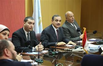 محافظ كفر الشيخ يبحث معوقات التعليم والحلول المقترحة مع أعضاء مجلس النواب | صور