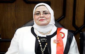 وكيلة وزارة التعليم بكفرالشيخ تتابع امتحانات صفوف النقل