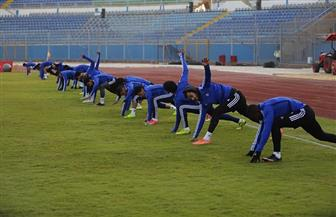 بيراميدز يختتم تدريباته استعدادا للمصري بالكونفدرالية | صور