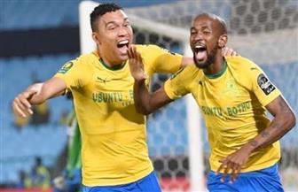 صن داونز يفوز على اتحاد الجزائر بثنائية في أبطال إفريقيا ويتصدر مجموعته