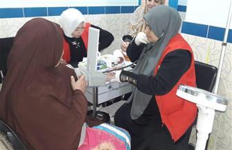صحة العريش: فتح منافذ جديدة بالمبادرة الرئاسية لدعم صحة المرأة المصرية | صور