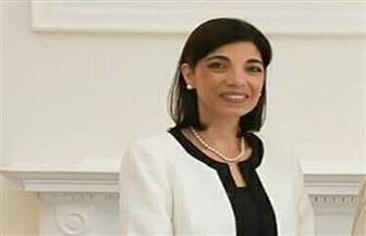 سفيرة مصر لدى نيوزيلندا تدعم المنتخب قبل نهائي بطولة العالم للكروكيه