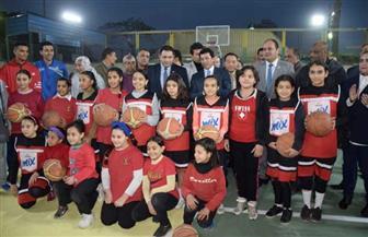 وزير الشباب والرياضة يتفقد مركز شباب روض الفرج | صور