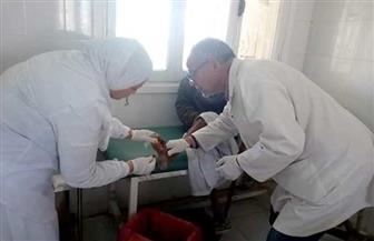 الكشف على 266 حالة خلال قافلة طبية مجانية بحلايب | صور