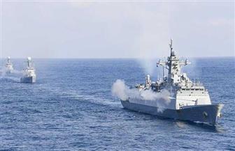 كوريا الجنوبية تجري تدريبا بحريا في بحر الصين الشرقي