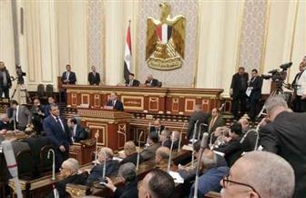 عبدالعال يفتتح الجلسة العامة بحضور رئيس البرلمان الليبي