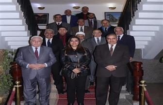 المحرصاوي في زيارته لمحافظة دمياط: جامعة الأزهر تؤدي دورا مهما في خدمة المجتمع