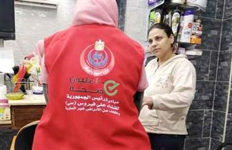 انطلاق مبادرة رئيس الجمهورية للحد من انتشار عدوى الفيروسات بالبحر الأحمر | صور