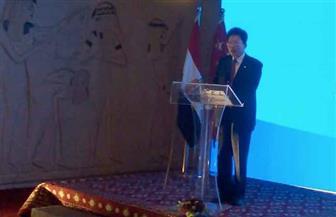 المستشار التجاري الصيني بالقاهرة: المشروعات الصينية توفر 300 ألف فرصة عمل