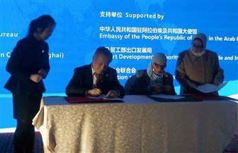 مصر تحدد مشاركتها في معرض شانغهاي الصيني للاستيراد