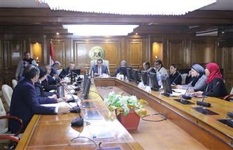 وزير التعليم العالي يرأس اجتماع صندوق العلوم والتنمية التكنولوجية | صور