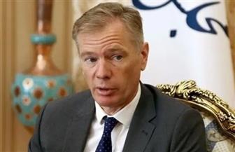 السفير البريطاني لدى طهران ينفي مشاركته في تظاهرة