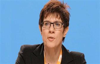 وزيرة الدفاع الألمانية تؤكد اعتزام بلادها مواصلة مهمة الجيش بالعراق