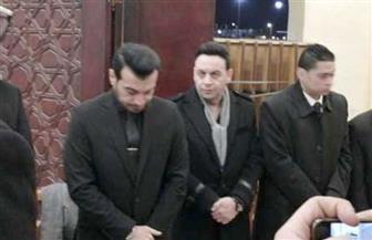 بدء عزاء والد إيهاب توفيق بمسجد المشير طنطاوي