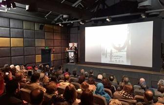 تكريم سمير فرج وعمر عبد العزيز وخديجة حباشنة في افتتاح أسبوع الفيلم الفلسطيني| صور